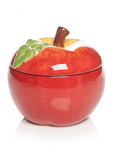 Home Accents Harvest Apple Candy Bowl