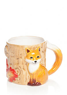 Home Accents Harvest Fox Mug