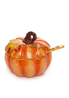 Home Accents Harvest Pumpkin Tureen