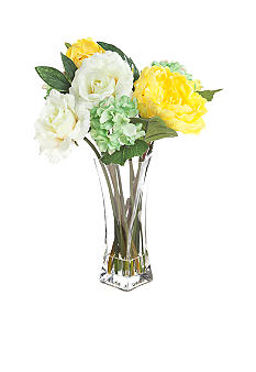 Home Accents Flowers in Vase