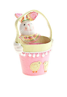 Home Accents Felt Easter Basket