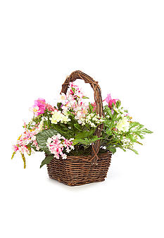 Home Accents Wildflower Basket