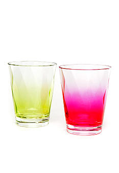 Home Accents Ombre 12-oz. Glass