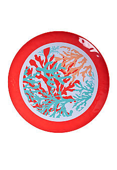 Home Accents Coral Serving Platter