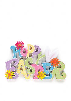 Home Accents® Hoppy Easter Sign