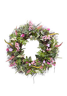 Home Accents® Wildflower Wreath