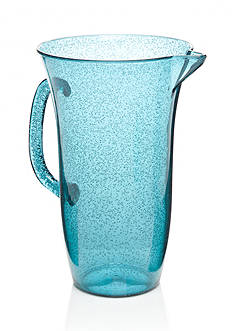 Home Accents Blue Coastal Pitcher