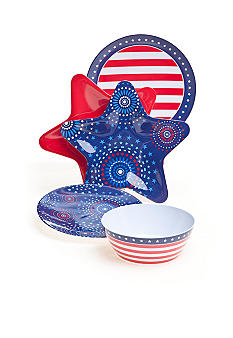 Home Accents Americana Dinnerware Collection