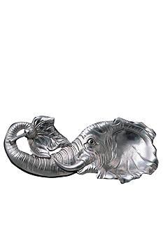 Arthur Court Elephant Spoon Rest
