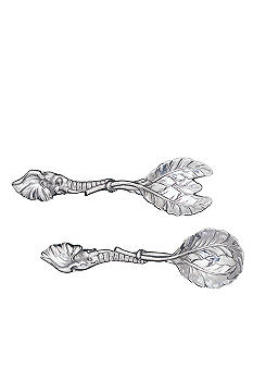 Arthur Court Elephant Set of 2 Serving Set
