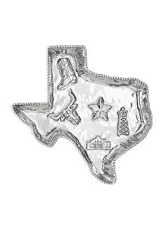 Arthur Court Texas Chip Tray