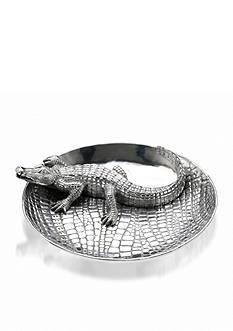 Arthur Court Alligator Chip & Dip - Online Only