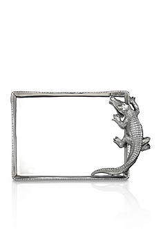Arthur Court Alligator Rectangular Tray - Online Only
