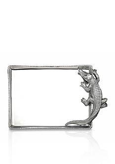 Arthur Court Alligator Rectangular Tray - Online Only