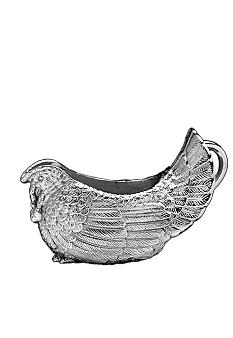 Arthur Court Turkey Gravy Boat
