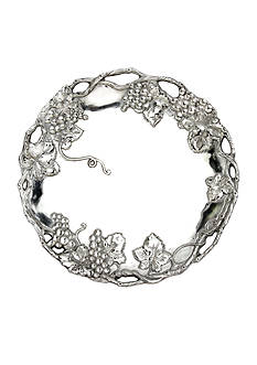Arthur Court Grape Round Tray - Online only