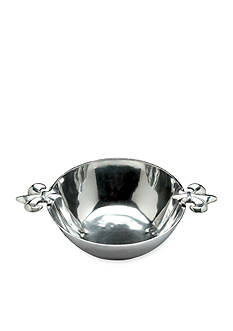 Arthur Court French Lily Salad Bowl - Online Only