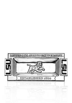 Arthur Court LSU Tigers Bread Tray - Online Only
