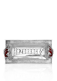 Arthur Court Arkansas Razorbacks Tray - Online Only