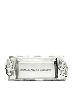 Arthur Court Oklahome State Cowboys Tray - Online Only