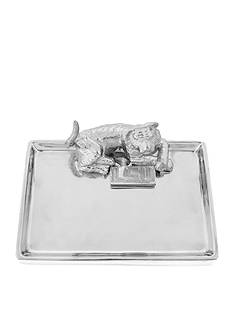 Arthur Court Louisiana State University Tray