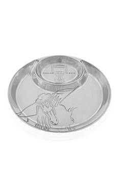 Arthur Court Texas Tech Dip & Dip Plate