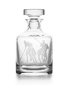 Ralph Lauren Garrett Crystal Decanter