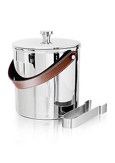 Ralph Lauren Preston Ice Bucket & Tongs