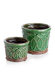 Napa Home & Garden™ 2-Piece Churchill Pot Set