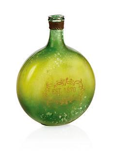 Napa Home & Garden 10.5-in. Narrow Verte Bottle