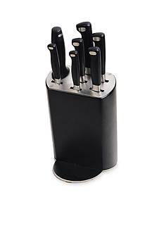 BergHOFF Gourmet 8-Piece Forged Knife Block Set