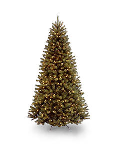 National Tree Company 9-ft. North Valley Spruce Hinged Tree