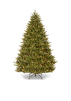 National Tree Company 7.5-ft. Natural Frasier Hinged Tree