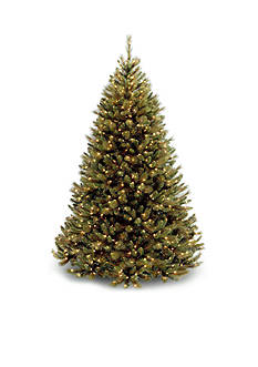 National Tree Company 7.5-ft. Rocky Ridge Medium Pine Hinged Tree