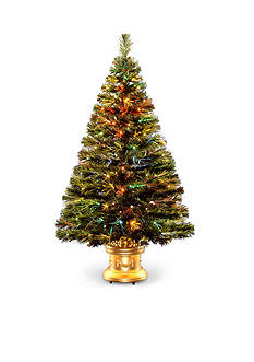 National Tree Company 4-ft. Radiance Fiber Optic Fireworks Tree