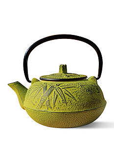 Old Dutch International, Ltd. Moss Green Cast Iron Osaka Teapot
