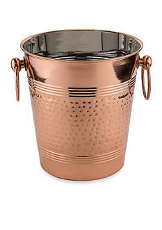 Old Dutch International, Ltd. Copper Hammered Wine Cooler