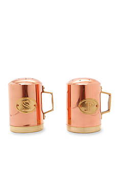 Old Dutch International, Ltd. Decor Copper Stovetop Salt & Pepper Set