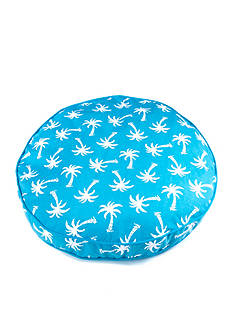 Panama Jack Palm Beach Round Pet Bed