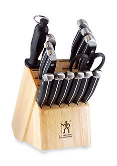 J. A. Henckels International 15-Piece Statement Knife Block Set