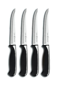 J. A. Henckels International Everedge Plus 4pc. Steak Knife Set