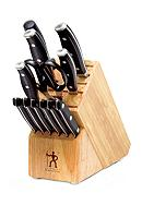 J. A. Henckels International Forged Premio 13-piece Block Set