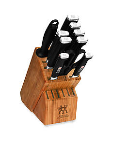 Zwilling J.A. Henckels Twin Four Star II 11-Piece Knife Block Set