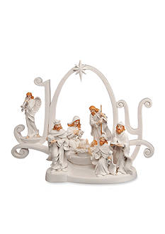 Ganz Joy Nativity Figurine