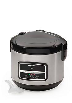 Presto 16-Cup Rice Cooker