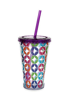 Clay Art Trellis 16-oz. Tumbler