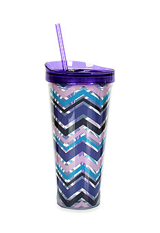 Clay Art Chevron 22-oz. Tumbler