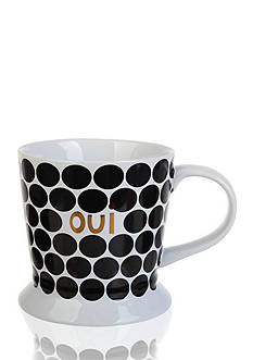 Home Accents OUI Mug