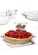 Anchor Hocking Glass 5-piece Glass Pie Baking Set