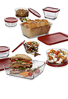 Anchor Hocking Glass 16-piece Kitchen Storage Set